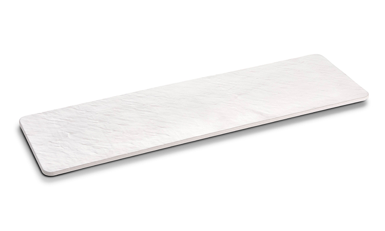 WHITE MATT SURFACE
