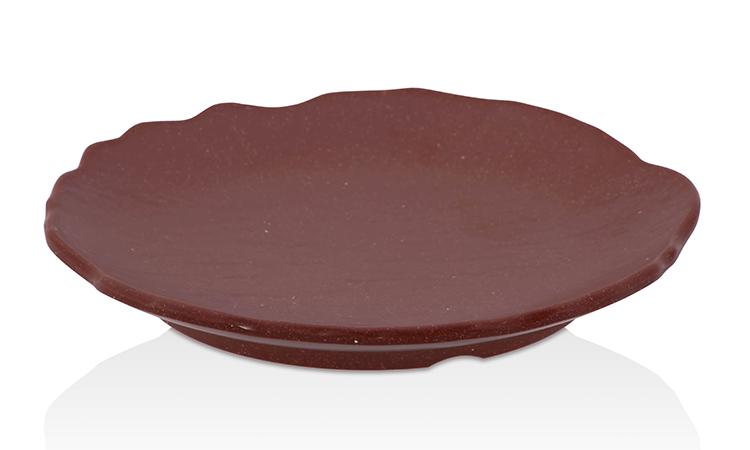 MATT BROWN ROUND PLATE